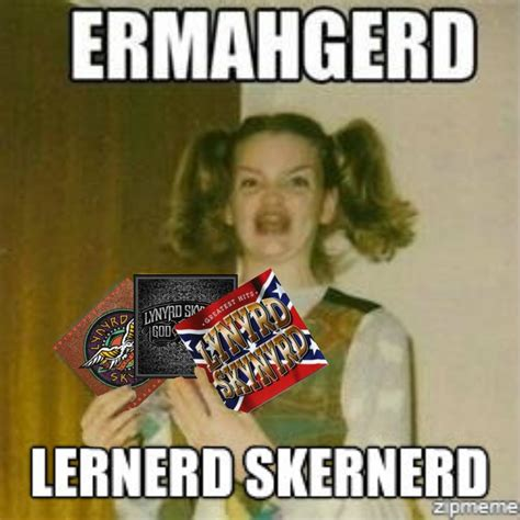 Ermahgerd Know Your Meme - ah lerve sweet herm erlerbermer ermahgerd know your meme