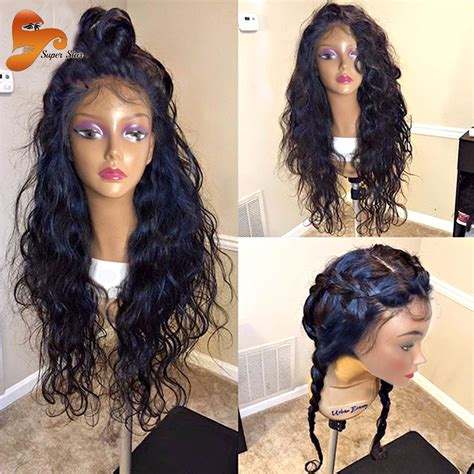 wet and wavy hair black women wet and wavy brazilian full lace wigs glueless full lace