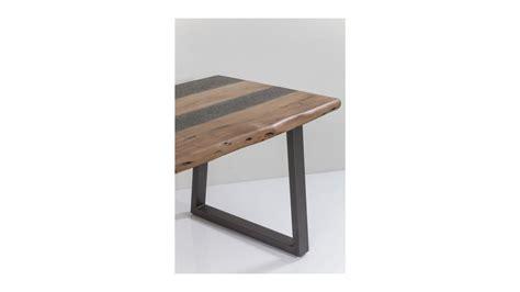 achetez votre table 224 manger effet b 233 ton et bois tarrazo