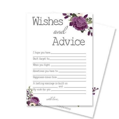 bridal shower advice game printable 217 best bridal shower ideas images on pinterest girl