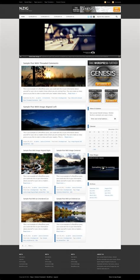 themes book of genesis 14 awesome wordpress themes based on genesis framework