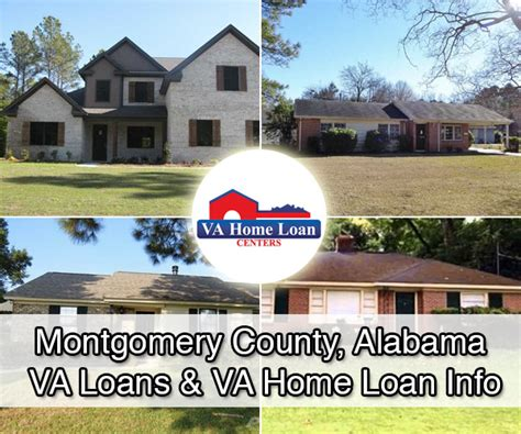 montgomery county alabama va loan property info