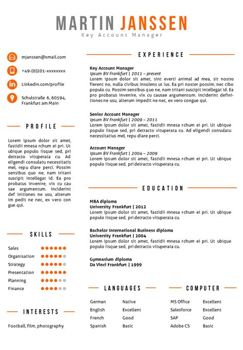 football cv templates free okl mindsprout co