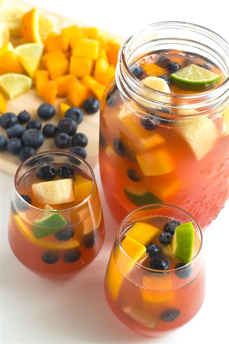 is non alcoholic better for you non alcoholic sangria simple vegan