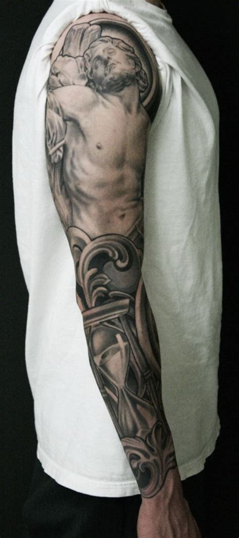 tattoo design on arm sleeve tattoos for men arm sleeve tattoos designs and