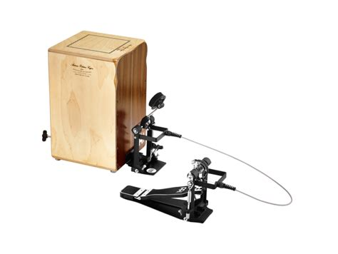 cajon with pedal meinl tmcp cajon pedal and more single bass drum pedals at