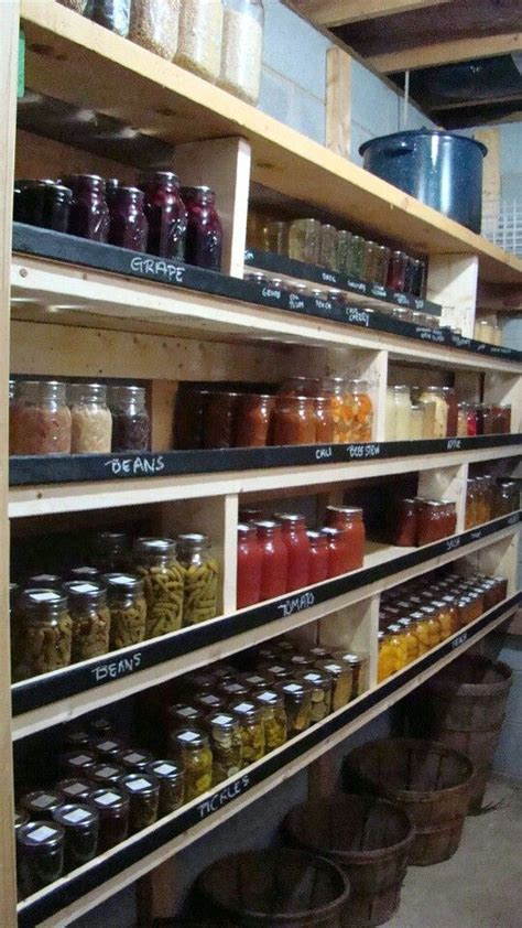 Canned Shelf by 25 Best Ideas About Basement Shelving On Basement Storage Shelves Storage Shelves