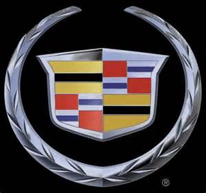 Logo For Cadillac Anyone A High Resolution Cadillag Logo Pic On Black