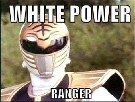 White Power Ranger Meme - captionsearch user page for spadros