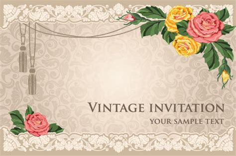invitation card background design vector free download download invitation card orderecigsjuice info