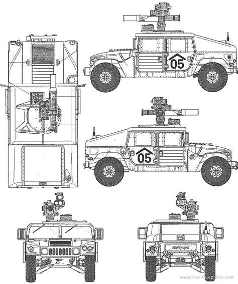humvee blueprints humvee blueprints images