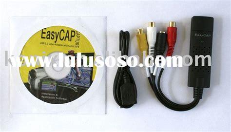 Easycap Usb Capture V2 0 2 easy capture dc60 driver windows 7 procreations
