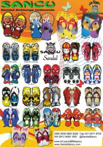 Sancu Sandal Lucu By Finyuz Shop foto aneka lucu dan unik terlengkap display picture update
