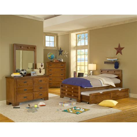 kids bedroom sets wayfair heartland panel customizable set