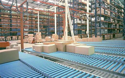 warehouse layout theory warehouse layouts theory and exles interlake mecalux