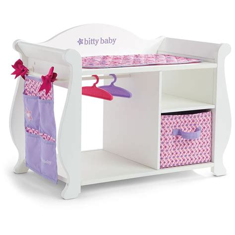 Bitty Baby Changing Table 899 Best For The Images On Savory Snacks Children And Ideas