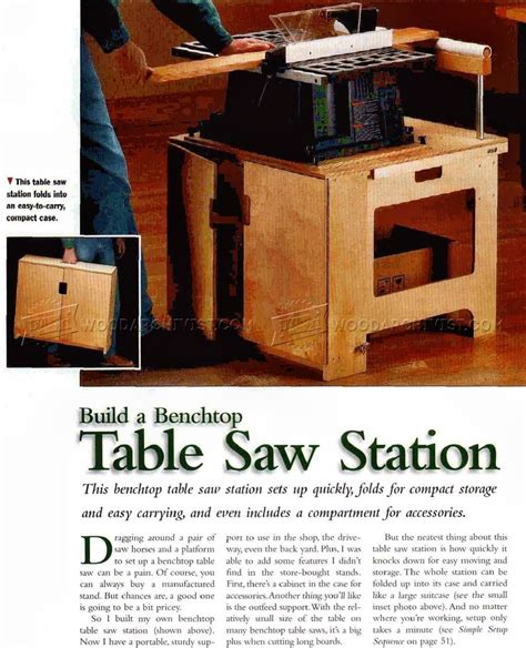 wood table saw stand build table saw stand woodarchivist