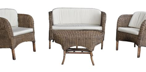 mobili da giardino in vimini mobili da giardino vimini mobilia la tua casa
