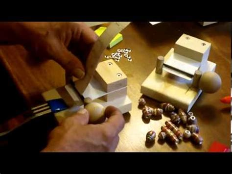 Paper Bead Machine - v3 large paper bead rolling machine with 5mm silver