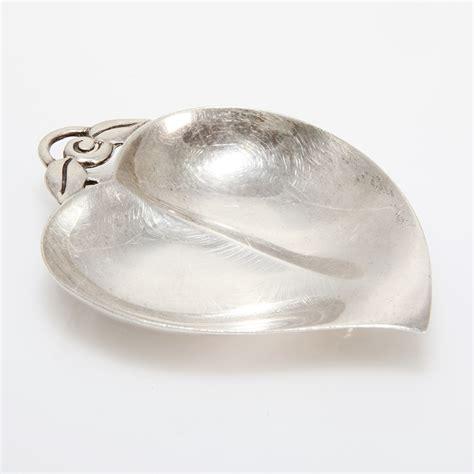 Silver Decorative Bowl by Silver Decorative Bowl Jewelry Jozef Gjoni