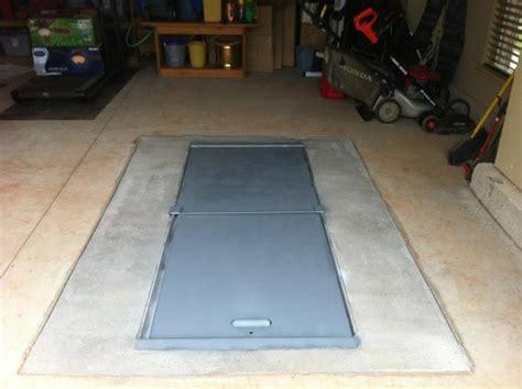 garage floor shelters f5 tested atsa