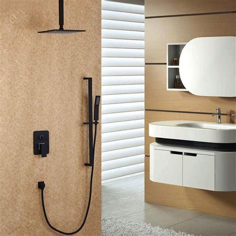 ceiling mount shower dree ceiling mount shower slide handshower