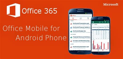 office 365 for android office 365 android sdk introduced by microsoft for developers