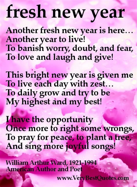 new year poem 25 positive inspirational poems
