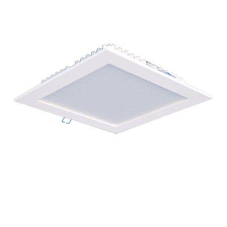 novalux illuminazione novalux slim quadrato 20w 3000k 220 240v l 230 faretti