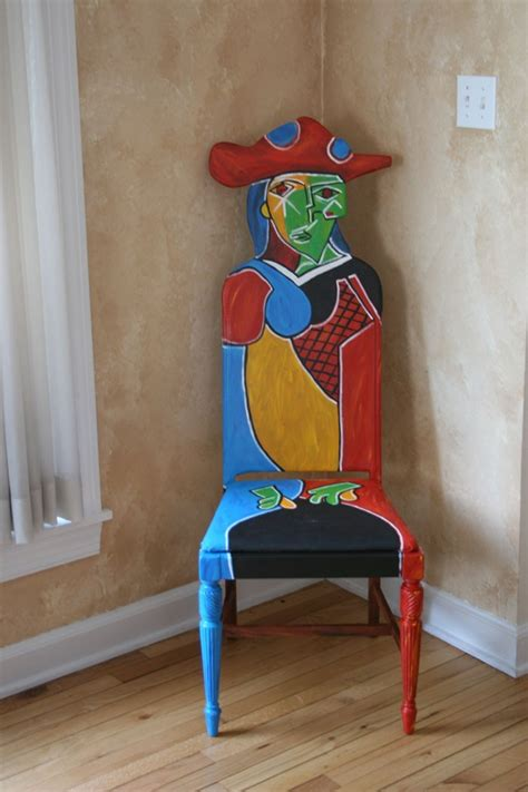 42 upcycling ideen wie alte st 252 hle dekorieren und - Stuhl Upcycling