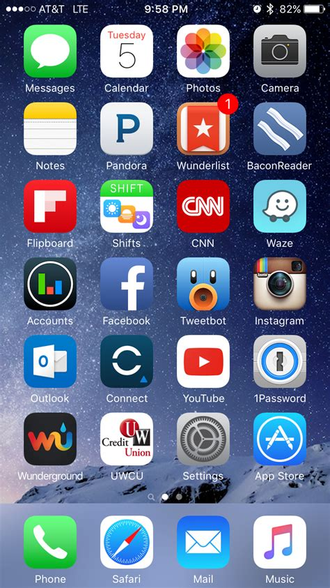 iphone 6 s post your iphone 6s 6s plus home screen page 22 macrumors forums