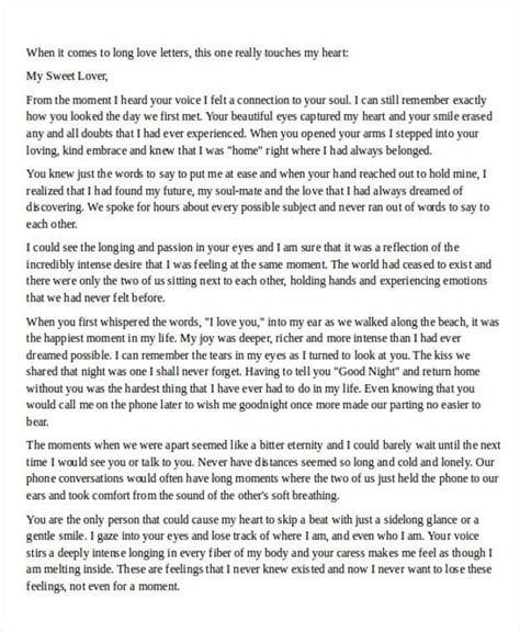 Exle Of Apology Letter To Your Boyfriend Letters To Your Boyfriend The Best Letter Sle