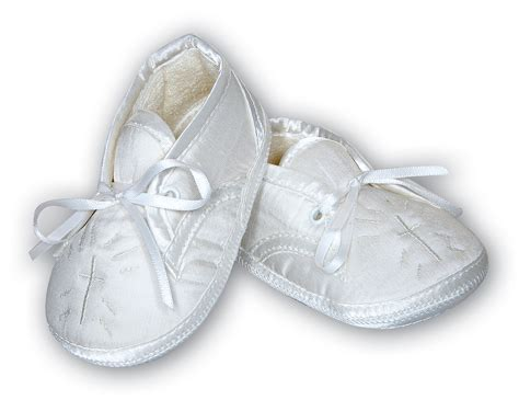 christening shoes for baby baby christening shoe by louise ivory white
