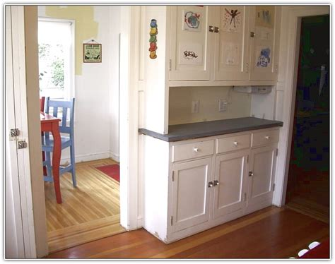 Depth Of Kitchen Base Cabinets by Shallow Depth Kitchen Cabinets Home Design Ideas