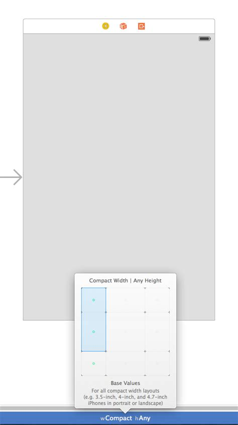 adaptive layout in xcode adaptive layout part 2 working with interface builder