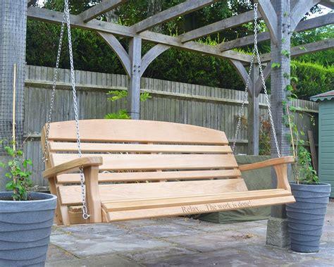 swing seat design horizon swing seat mr woodcraft