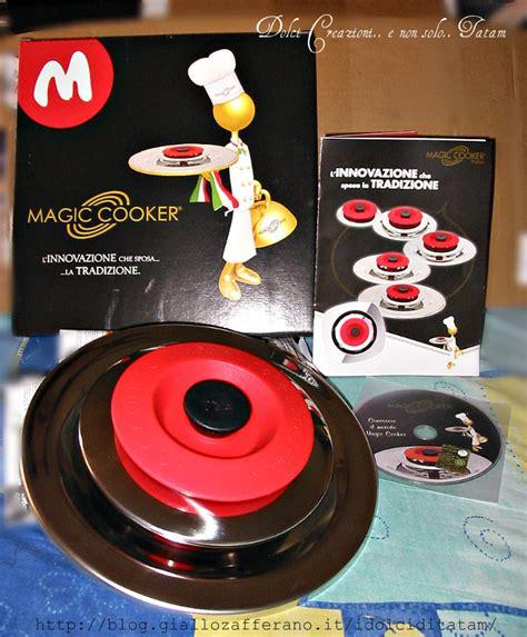 cucinare con coperchio magic cooker magic cooker il coperchio magico collaborazione tatam