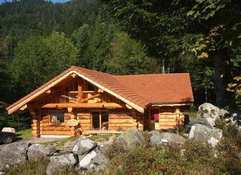 Construction Maison Vosges by Maison Et Chalet En Rondin Bois Kit Vosges Annuaire De