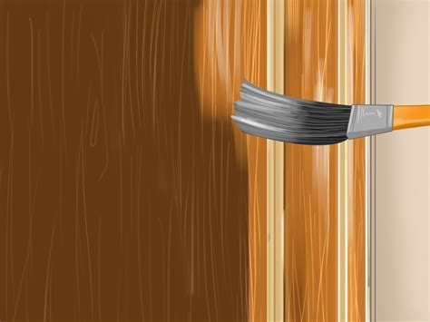 How To Paint Your Garage Door To Look Like Wood by How To Paint An Ordinary Garage Door To Look Like A Wood
