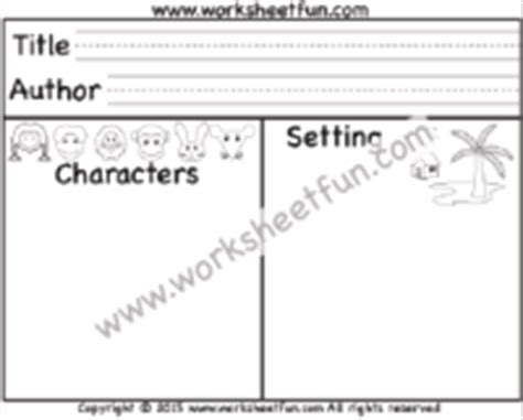 Book Report 2 Worksheets Free Printable Worksheets Worksheetfun Author Illustrator Contract Template