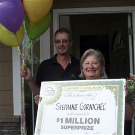 Real Publishers Clearing House Winners - past pch winner stephanie gornichec proves it s very real pch blog