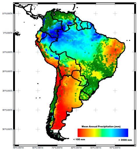america rainfall map remote sensing free text high resolution