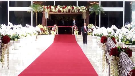 Karpet Gedung wow karpet merah untuk raja salman di gedung dpr ri tak