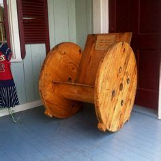 Cable Reel Rocking Chair by 1000 Images About Outdoors On Wire Spool