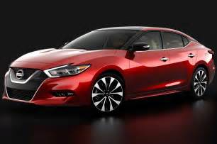 Pictures Of 2016 Nissan Maxima 2016 Nissan Maxima Headed To New York After Bowl Cameo