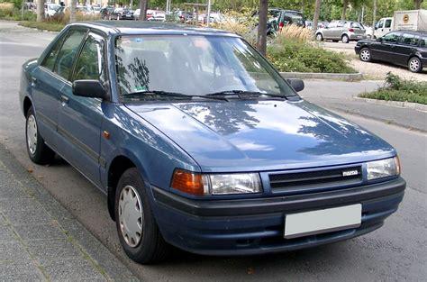 file mazda familia sedan 1991 jpg wikimedia commons file mazda 323 front 20081105 jpg wikimedia commons