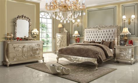 elegant beige bedroom set houston mattress king
