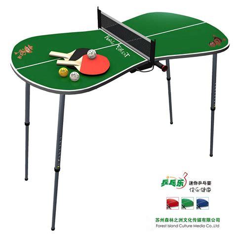 portable table tennis table china animation mini table tennis table plastic toys