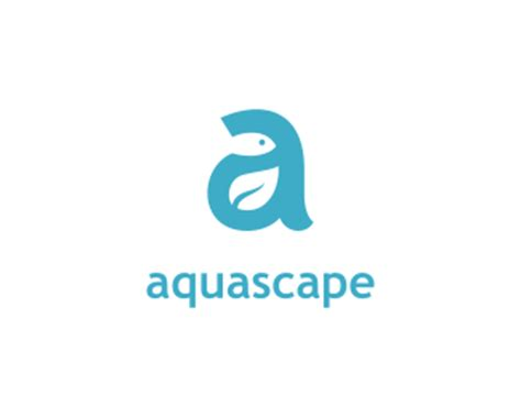 Aquascape Logo aquascape designed by dereky brandcrowd