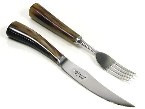 steak knife and fork set steak knife fork